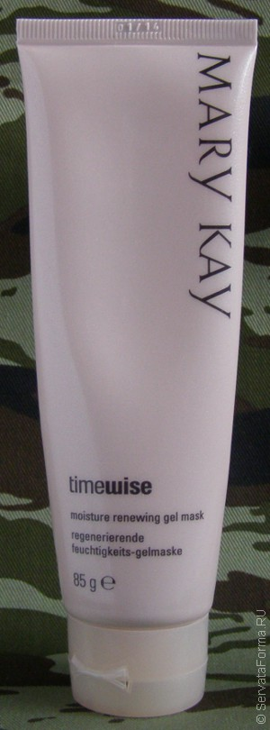 Timewise moisture renewing gel mask инструкция